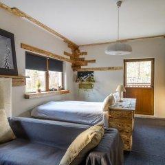 Гостиница Riders Lodge 2* Шале с различными типами кроватей фото 13