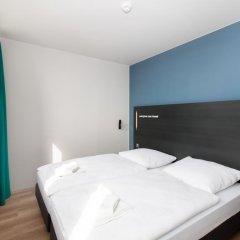 Отель A&O Prague Rhea 3* Стандартный номер с различными типами кроватей фото 6
