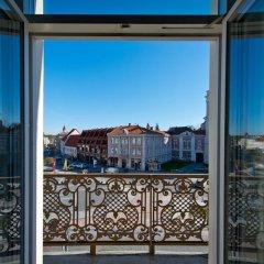 Radisson Blu Royal Astorija Hotel Вильнюс балкон