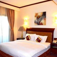 Отель Tulip Inn Sharjah Студия Делюкс с различными типами кроватей фото 2