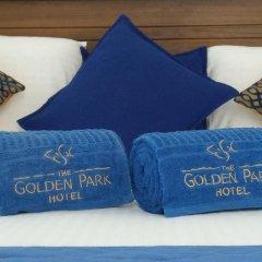 Golden Park Hotel удобства в номере
