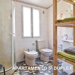 Отель Apartamentos LG45 Испания, Мадрид - отзывы, цены и фото номеров - забронировать отель Apartamentos LG45 онлайн ванная фото 2