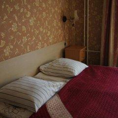 Гостиница Центральная Улучшенный номер двуспальная кровать фото 10