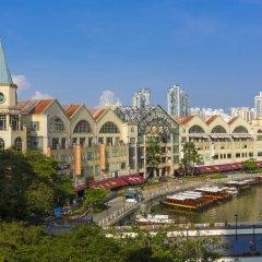 Отель Swissotel Merchant Court Singapore фото 4
