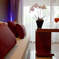 Отель Novotel Phuket Kata Avista Resort And Spa 4* Улучшенный номер двуспальная кровать фото 4