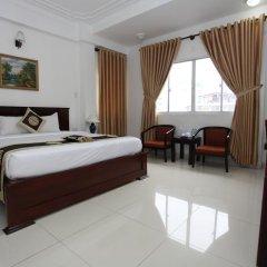N.Y Kim Phuong Hotel 2* Номер Делюкс с различными типами кроватей фото 6