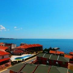 Отель Villa Ravda Болгария, Равда - отзывы, цены и фото номеров - забронировать отель Villa Ravda онлайн пляж фото 2