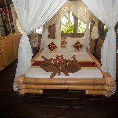 Отель Balangan Sea View Bungalow комната для гостей фото 5