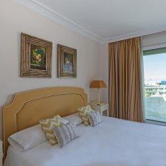 Отель Coral Beach Aparthotel 4* Улучшенные апартаменты с различными типами кроватей фото 7