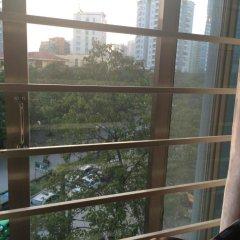 Nhan Hoa Hotel балкон