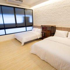 Отель Glur Bangkok Стандартный номер разные типы кроватей фото 30