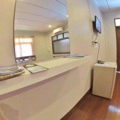 Отель Marina Hut Guest House - Klong Nin Beach 2* Стандартный номер с различными типами кроватей фото 10