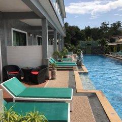 Отель Pinky Bungalow 2* Стандартный номер фото 7