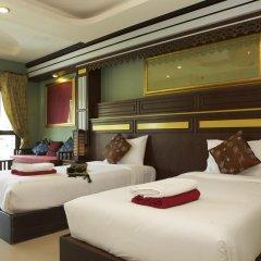 Отель Koh Tao Simple Life Resort 3* Улучшенный номер с различными типами кроватей