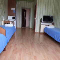 Отель Мир Ижевск комната для гостей фото 4