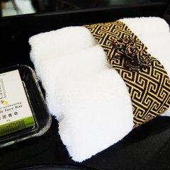 DoubleTree by Hilton Hotel Shanghai - Pudong 5* Стандартный номер с 2 отдельными кроватями фото 3