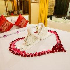 Отель Bangkok Residence ванная фото 2