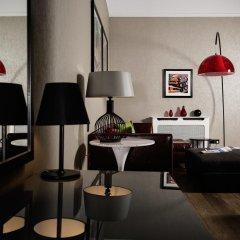 Отель Malmaison Glasgow Глазго в номере