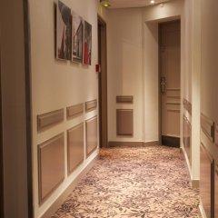 Отель Hôtel Le Richemont 3* Улучшенный номер с двуспальной кроватью фото 7