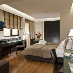 O&B Athens Boutique Hotel 4* Стандартный семейный номер с двуспальной кроватью фото 3