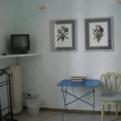 Отель Residenza il Maggio Стандартный номер с двуспальной кроватью фото 10