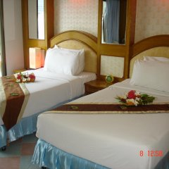 Lamai Hotel 3* Стандартный номер с 2 отдельными кроватями фото 7