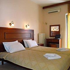 Отель Athinaiko 2* Стандартный номер с двуспальной кроватью фото 3