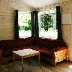 Отель Odda Camping Коттедж с различными типами кроватей фото 2