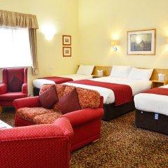 Отель The Darlington Hyde Park 3* Стандартный номер с 2 отдельными кроватями фото 4