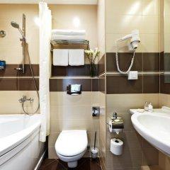 Гостиница Новый Петергоф 4* Улучшенный номер с различными типами кроватей фото 4