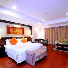 Отель Centre Point Silom 4* Номер Делюкс фото 19