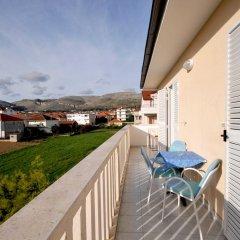 Отель Apartmani Trogir 4* Улучшенные апартаменты с различными типами кроватей фото 9