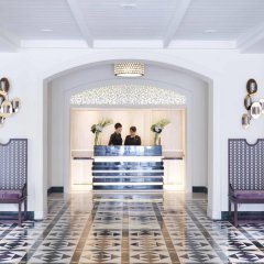 Отель Intercontinental Singapore спа