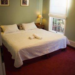 Отель American House Puławska Стандартный номер с двуспальной кроватью фото 10