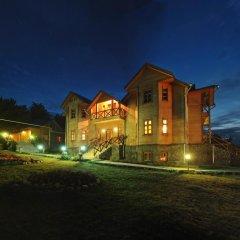 Гостиница Вишневый Сад вид на фасад фото 2