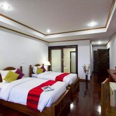 Отель Lipa Bay Resort 3* Улучшенный номер с различными типами кроватей фото 4