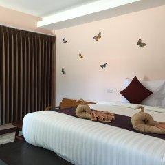 Отель Lanta For Rest Boutique 3* Бунгало Делюкс с различными типами кроватей фото 6