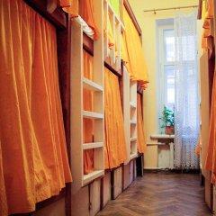 Хостел Fight night (закрыт) Кровать в общем номере с двухъярусными кроватями фото 6