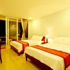 Отель Hai Yen Resort 2* Номер Делюкс с различными типами кроватей фото 5