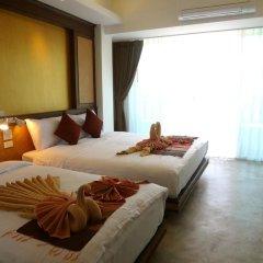 Отель Lanta For Rest Boutique 3* Номер Делюкс с различными типами кроватей фото 4