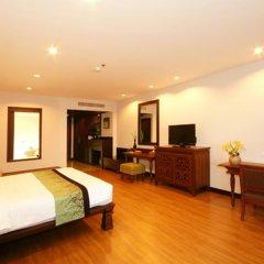Отель The Heritage Pattaya Beach Resort 4* Номер Делюкс с различными типами кроватей фото 27
