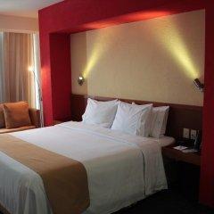 Отель Holiday Inn Express Guadalajara Expo 2* Стандартный номер с 2 отдельными кроватями