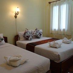 Отель Villa Somphong 2* Стандартный номер с различными типами кроватей фото 3