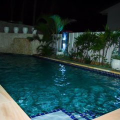 Апартаменты Al Minhaj Service Apartments Вити-Леву бассейн