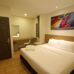 Отель Pula Residence Бангкок комната для гостей фото 10
