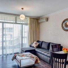 Отель Dolce Vita Aparthotel 3* Апартаменты с различными типами кроватей фото 12