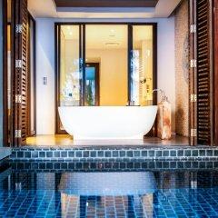 Отель Pullman Phuket Arcadia Naithon Beach 5* Номер Делюкс с двуспальной кроватью фото 4