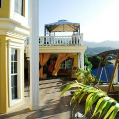 Отель Fairview Guest House балкон