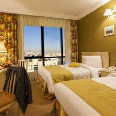 Amman West Hotel 4* Стандартный номер с двуспальной кроватью фото 3