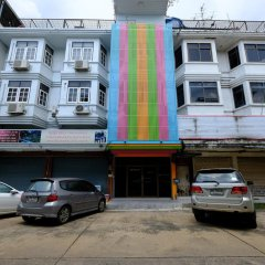 Donmueang Airport Residence Hostel парковка